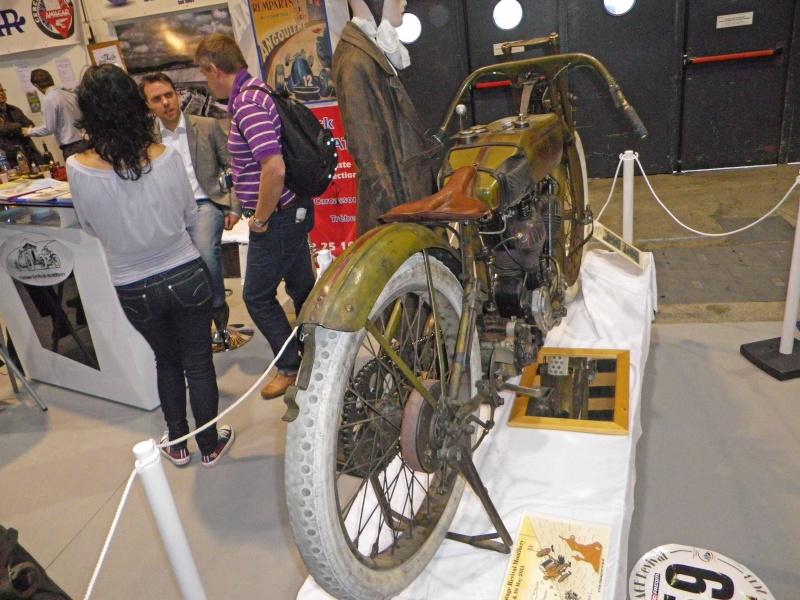 époqu'auto ( moto...) 2013 Lyon Eurexpo G10