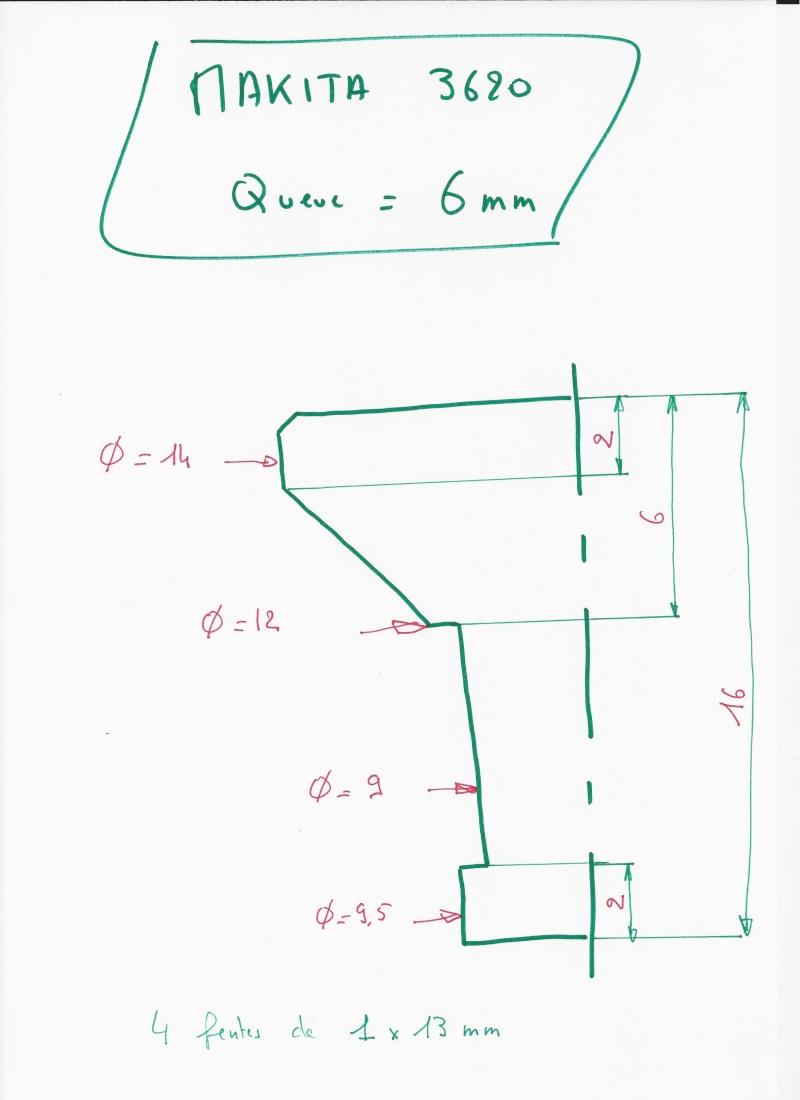 Recensement des divers types de pinces pour défonceuses - Page 2 Makita17