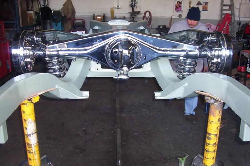 Impala 64' wip Dannys10