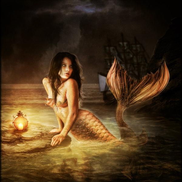 Mermaids/Mermens Arte_d10
