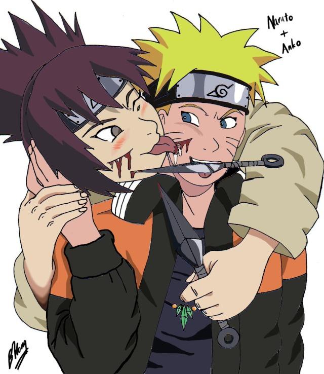Naruto x Anko Naruto12