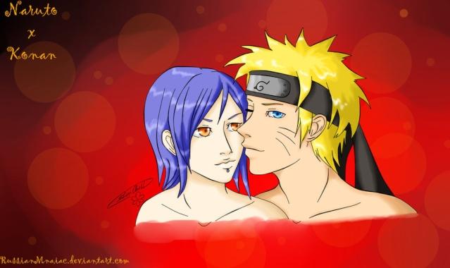 Naruto x Konan Naruto17