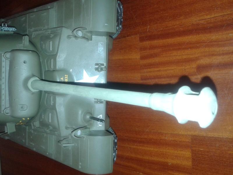 Vendo Carro Tamiya Pershing M26 e radio 6ch 20140312