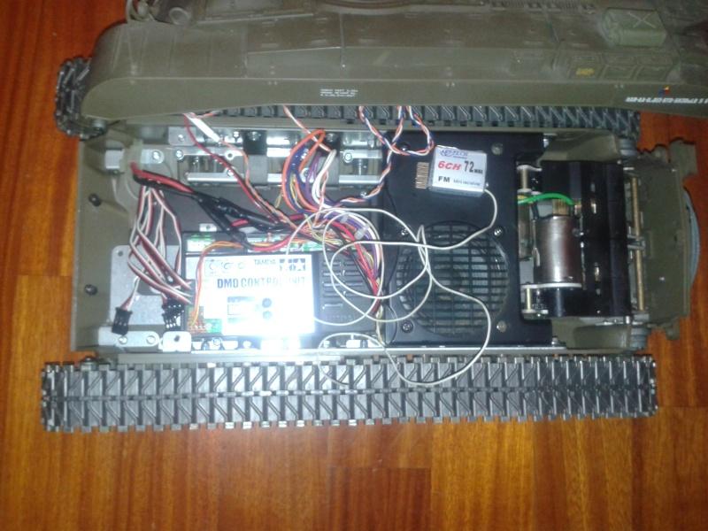 Vendo Carro Tamiya Pershing M26 e radio 6ch 20140313