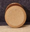 Studio vase/brush holder - Gaitskell Pottery P1010022