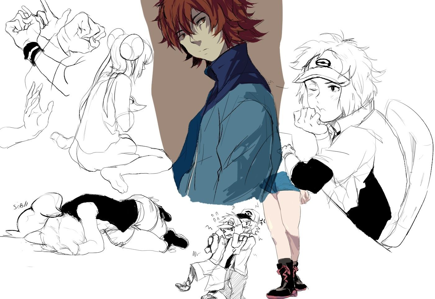 Sakura's sketchbook - Page 4 00004410