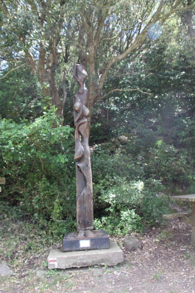 sentier sculpturel de Mayronnes (Aude) Img_9120