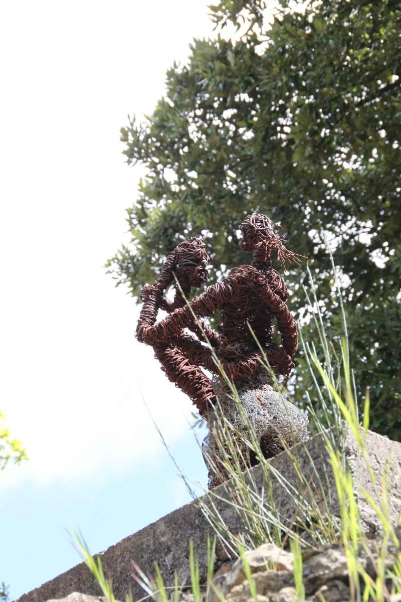 sentier sculpturel de Mayronnes (Aude) Img_9122
