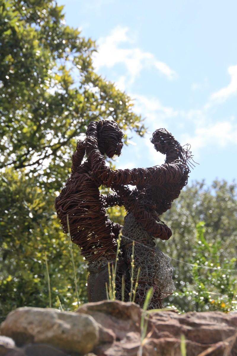 sentier sculpturel de Mayronnes (Aude) Img_9123