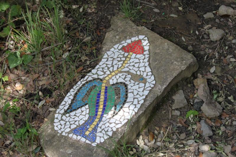 sentier sculpturel de Mayronnes (Aude) Img_9129