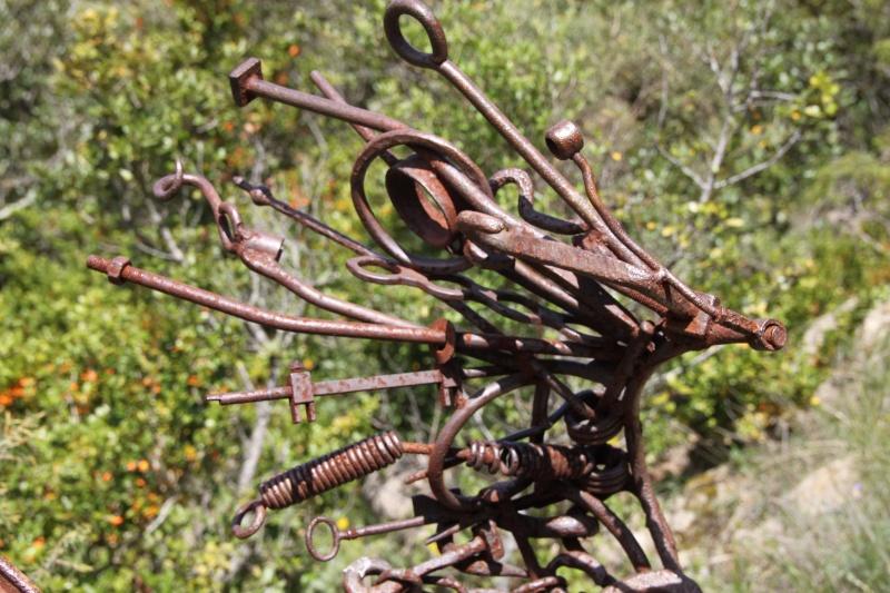 sentier sculpturel de Mayronnes (Aude) Img_9212