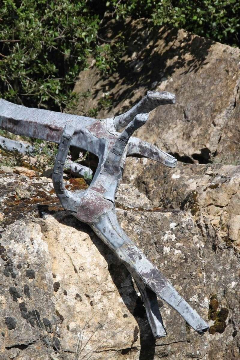 sentier sculpturel de Mayronnes (Aude) Img_9217