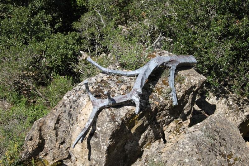 sentier sculpturel de Mayronnes (Aude) Img_9218