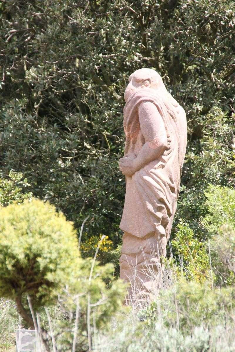 sentier sculpturel de Mayronnes (Aude) Img_9220