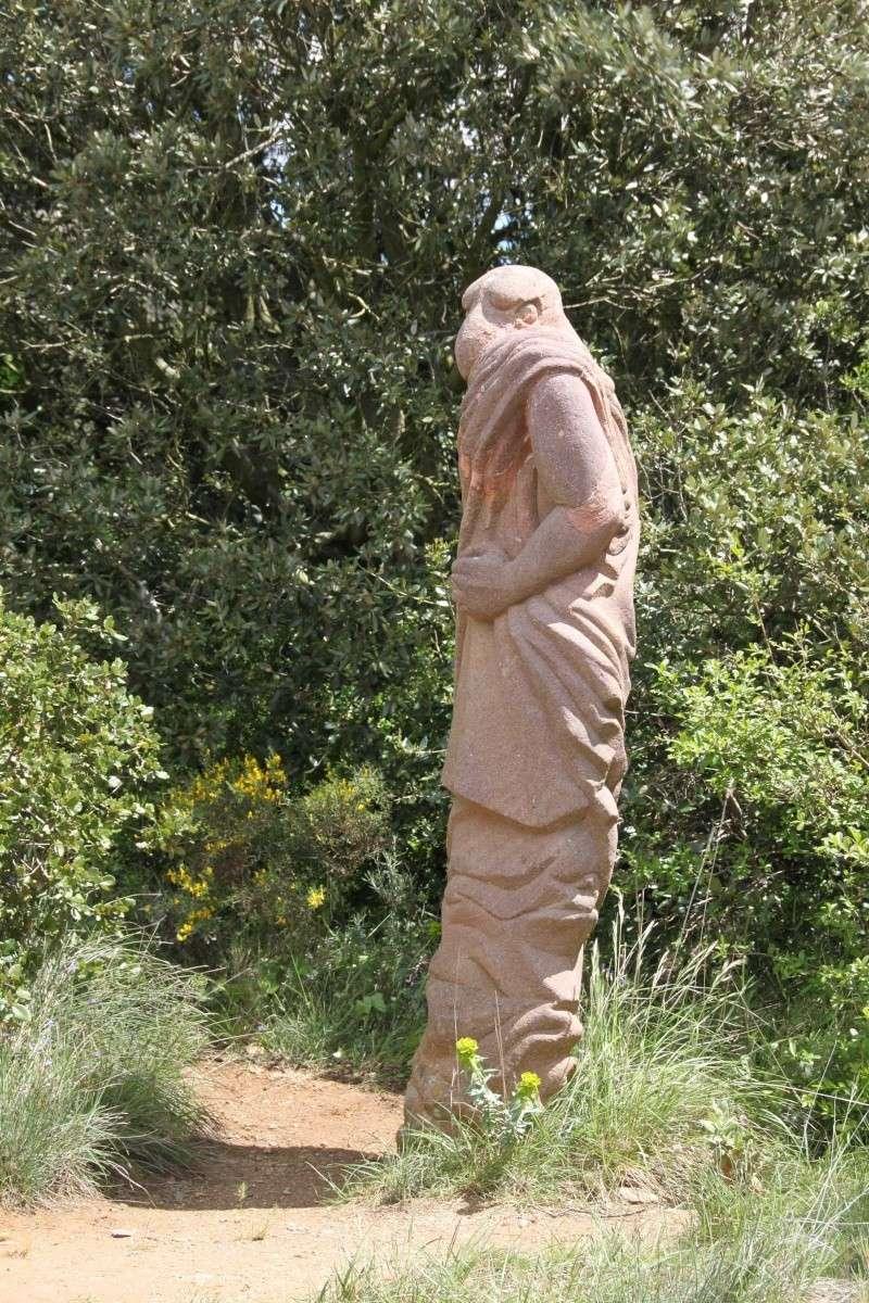 sentier sculpturel de Mayronnes (Aude) Img_9221