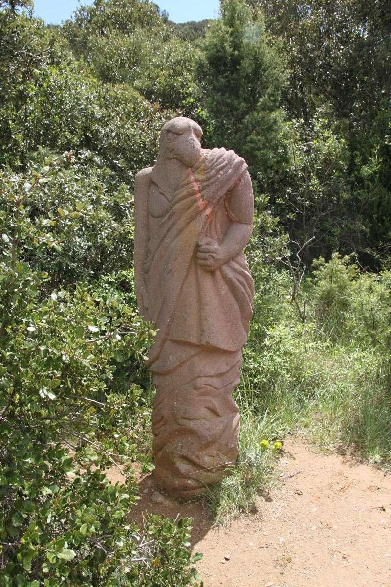 sentier sculpturel de Mayronnes (Aude) Img_9222