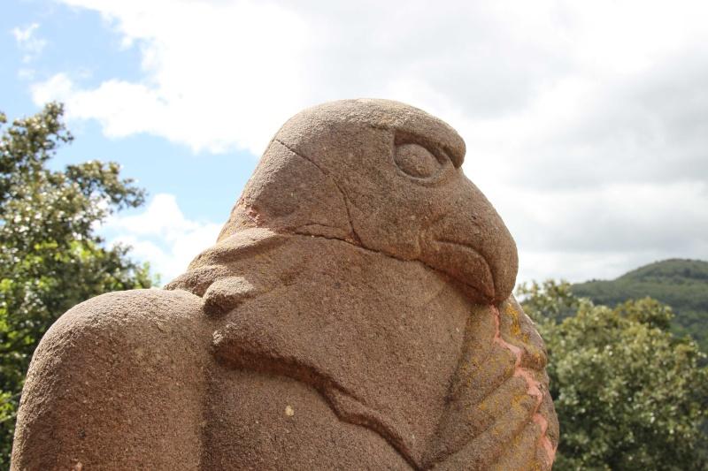 sentier sculpturel de Mayronnes (Aude) Img_9224
