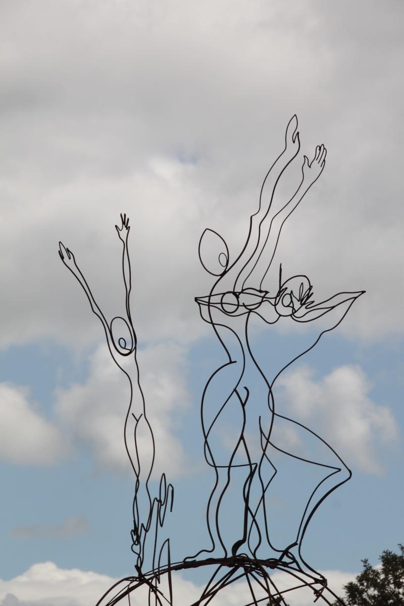 sentier sculpturel de Mayronnes (Aude) Img_9230
