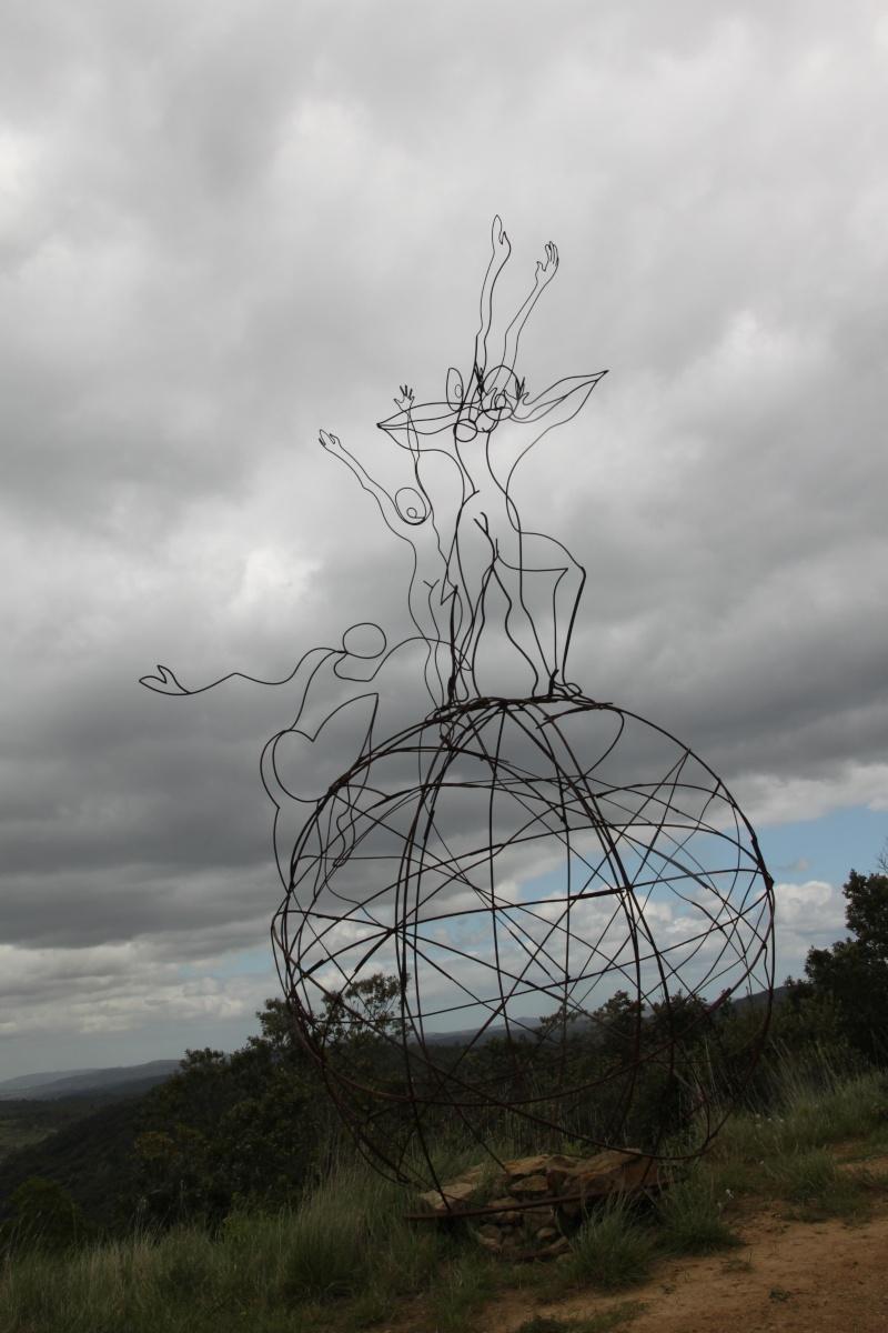 sentier sculpturel de Mayronnes (Aude) Img_9231