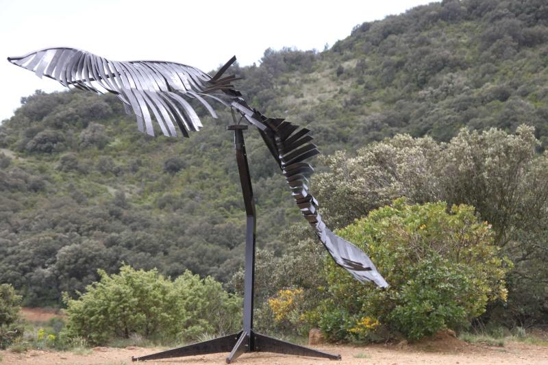 sentier sculpturel de Mayronnes (Aude) Img_9237