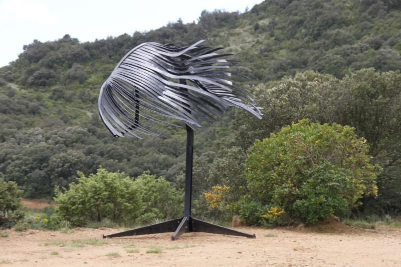 sentier sculpturel de Mayronnes (Aude) Img_9238