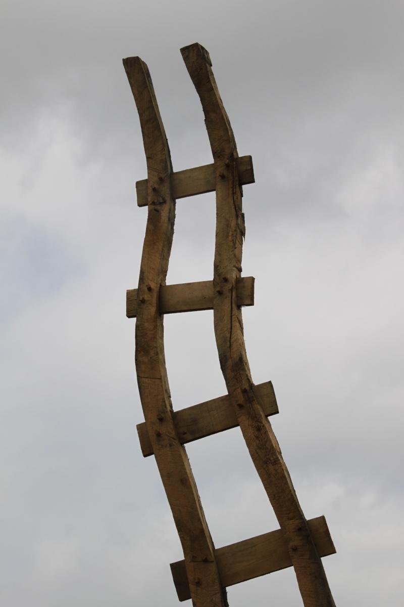 sentier sculpturel de Mayronnes (Aude) Img_9244