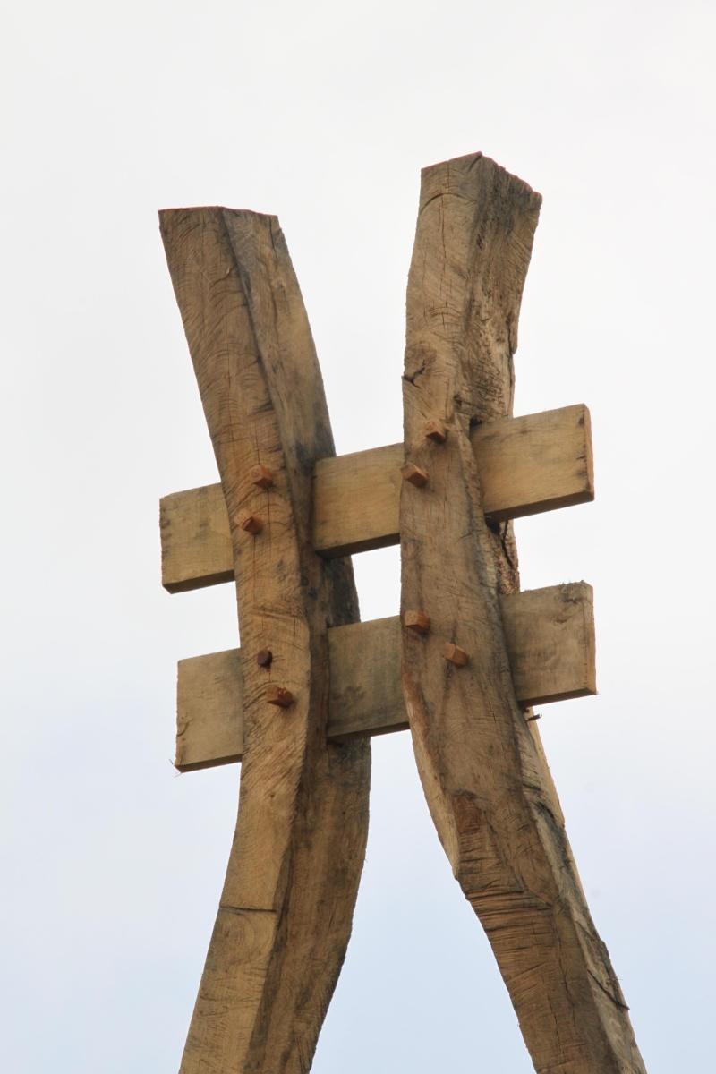 sentier sculpturel de Mayronnes (Aude) Img_9245