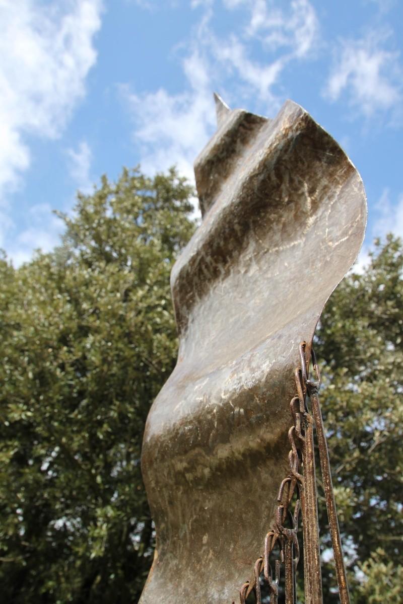 sentier sculpturel de Mayronnes (Aude) Img_9248