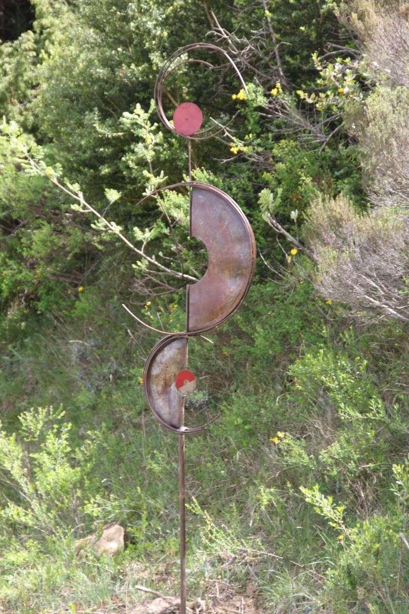 sentier sculpturel de Mayronnes (Aude) Img_9251
