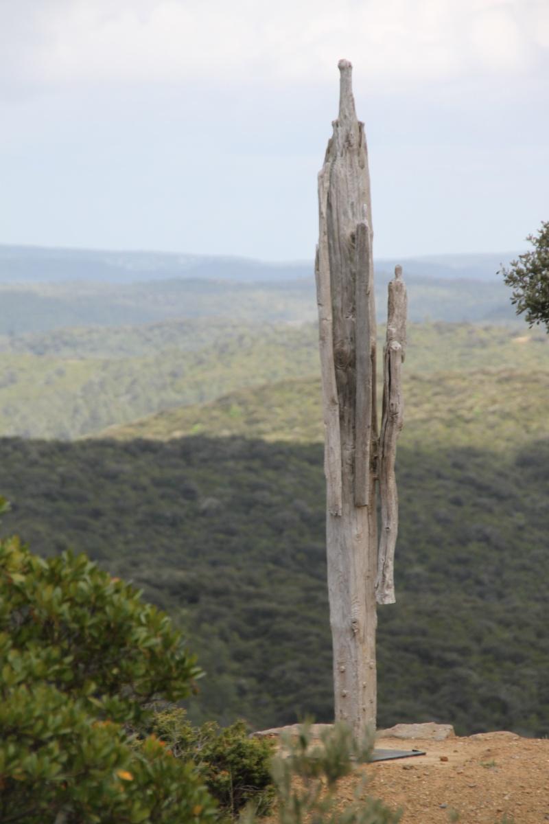 sentier sculpturel de Mayronnes (Aude) Img_9261