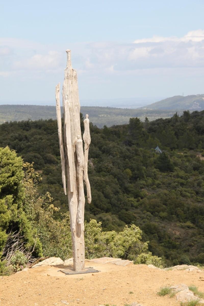 sentier sculpturel de Mayronnes (Aude) Img_9262