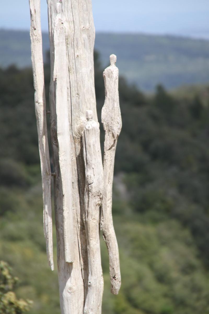 sentier sculpturel de Mayronnes (Aude) Img_9263