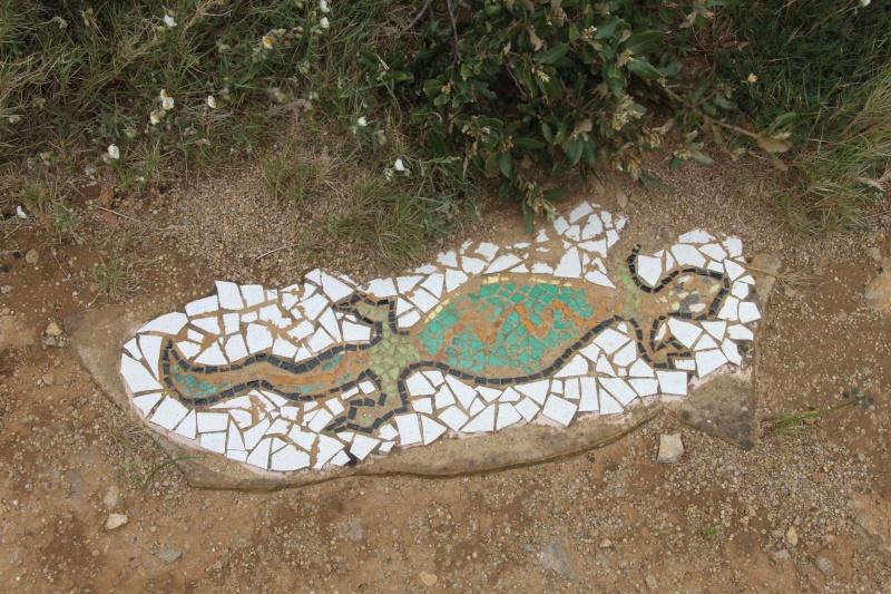 sentier sculpturel de Mayronnes (Aude) Img_9269