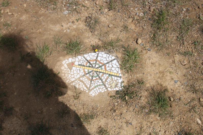 sentier sculpturel de Mayronnes (Aude) Img_9270