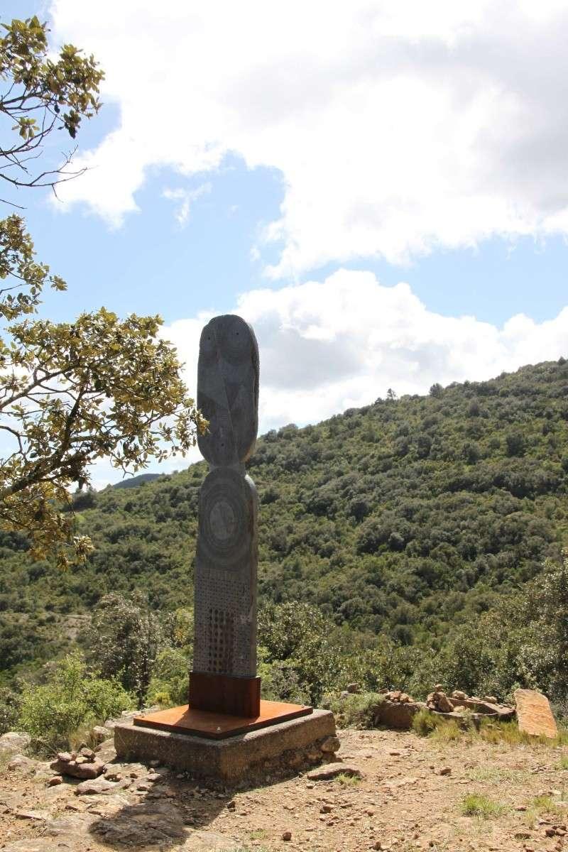 sentier sculpturel de Mayronnes (Aude) Img_9318