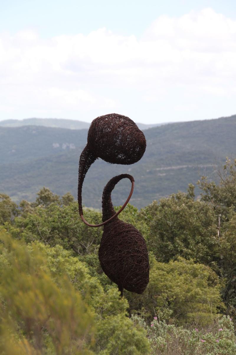 sentier sculpturel de Mayronnes (Aude) Img_9325