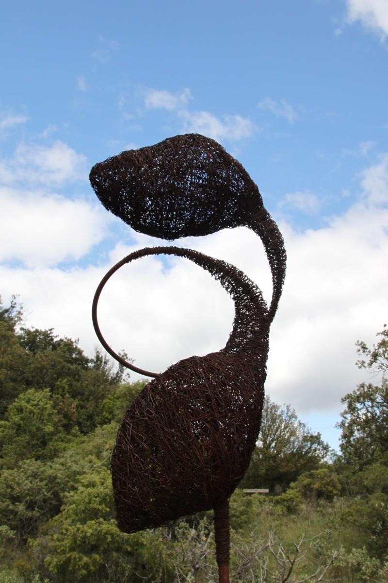 sentier sculpturel de Mayronnes (Aude) Img_9328