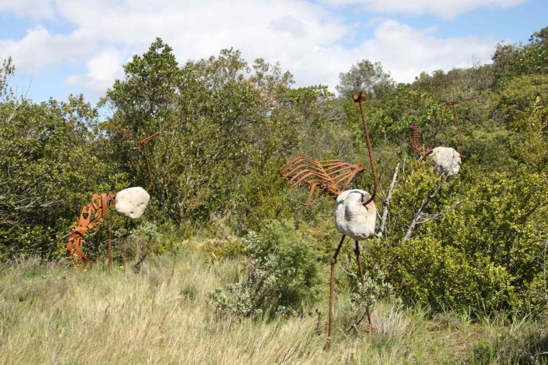 sentier sculpturel de Mayronnes (Aude) Img_9334
