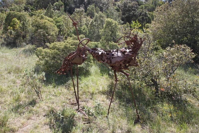 sentier sculpturel de Mayronnes (Aude) Img_9337