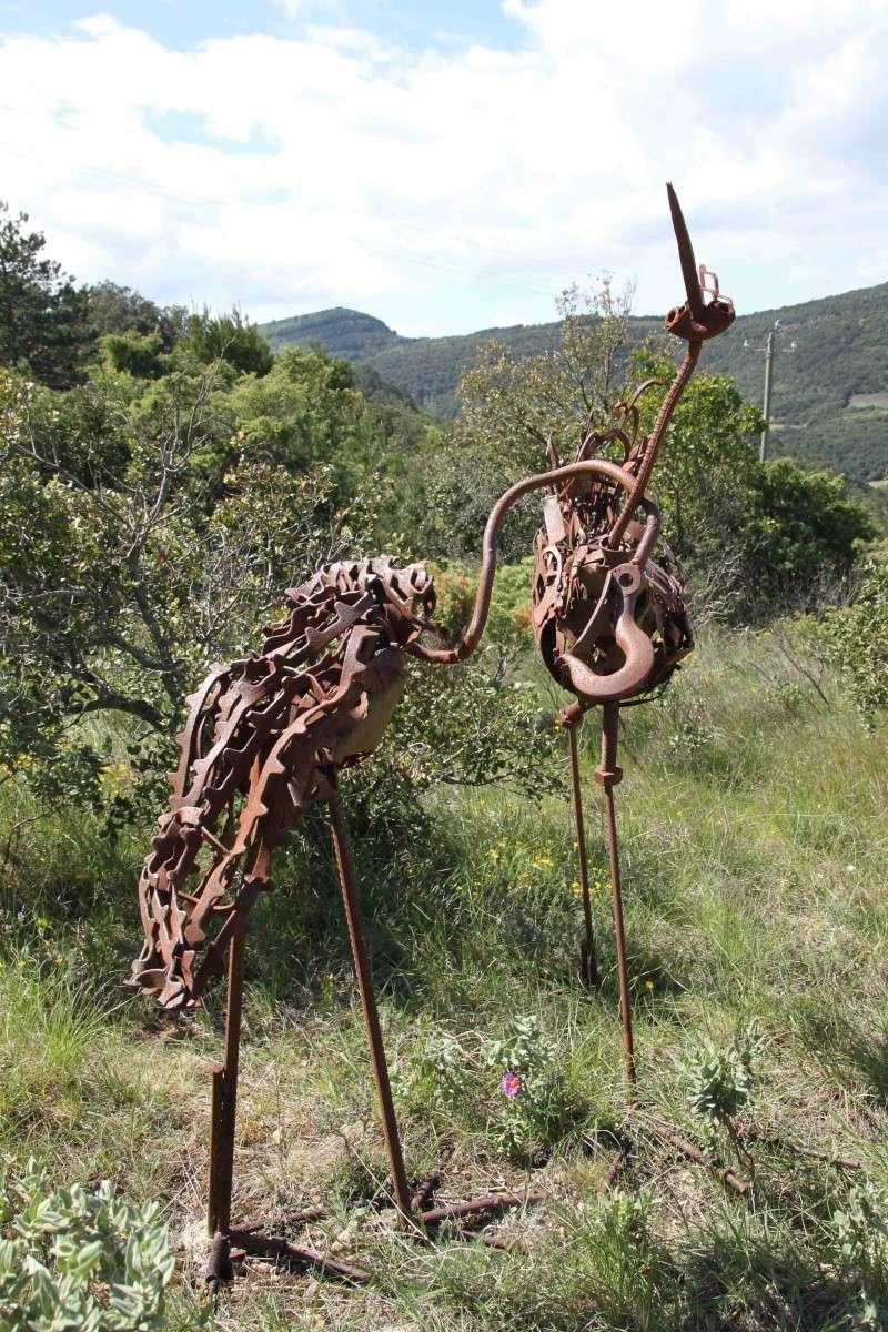 sentier sculpturel de Mayronnes (Aude) Img_9338