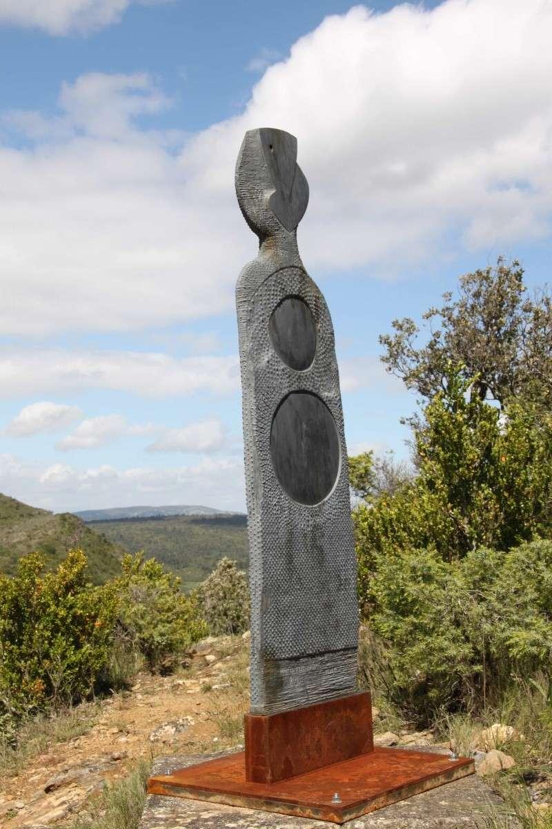 sentier sculpturel de Mayronnes (Aude) Img_9342