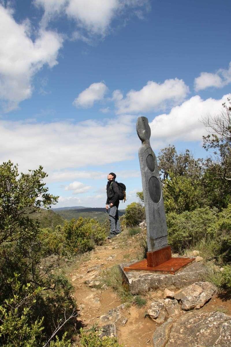 sentier sculpturel de Mayronnes (Aude) Img_9344