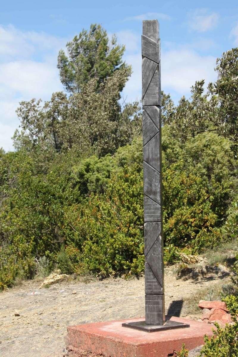 sentier sculpturel de Mayronnes (Aude) Img_9351