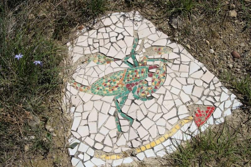 sentier sculpturel de Mayronnes (Aude) Img_9356