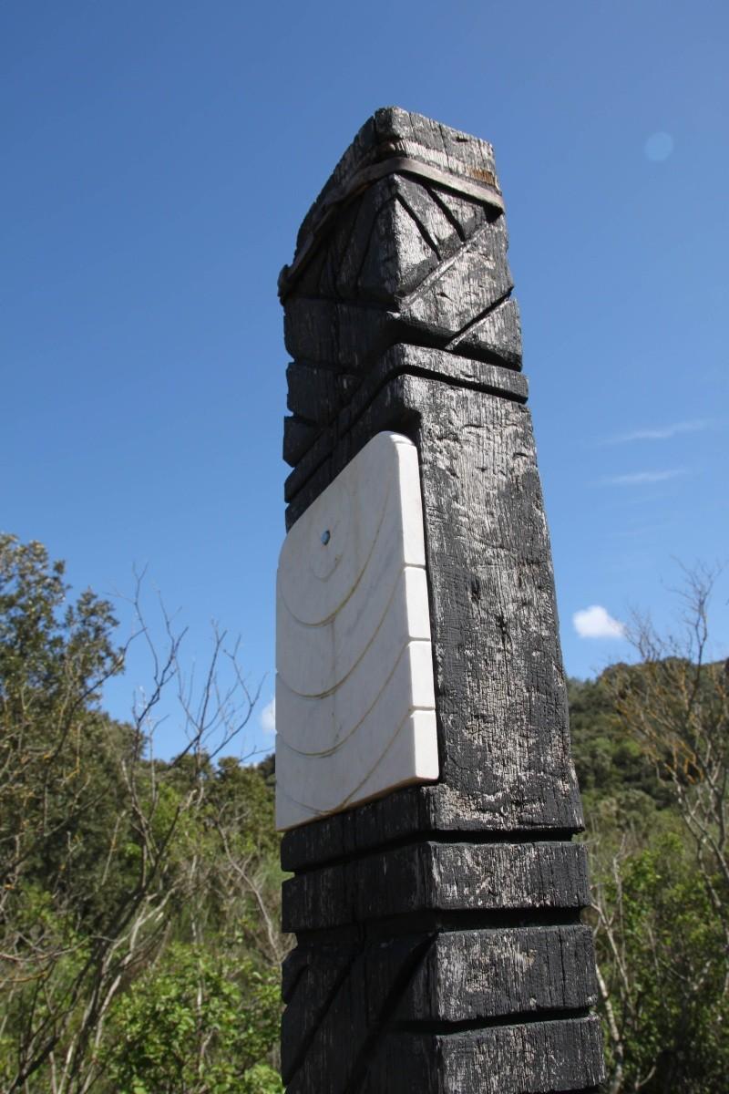 sentier sculpturel de Mayronnes (Aude) Img_9369