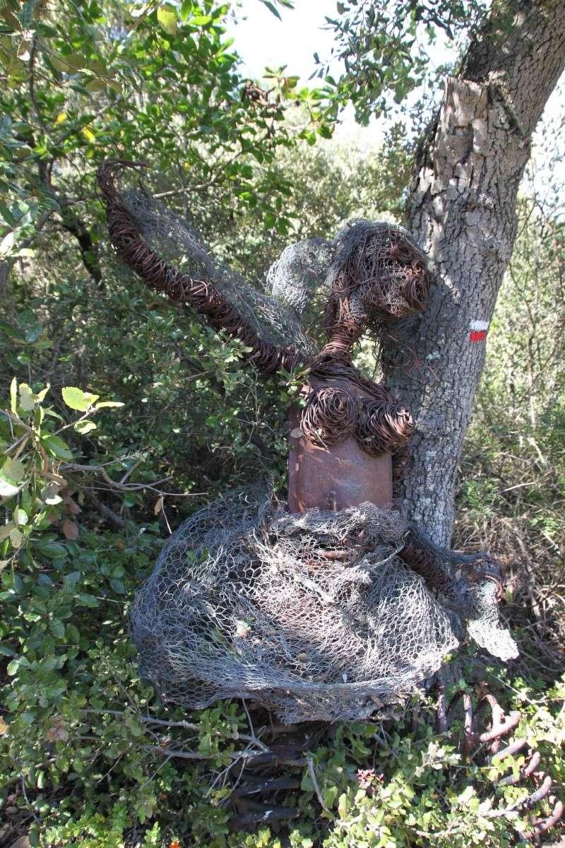 sentier sculpturel de Mayronnes (Aude) Img_9373