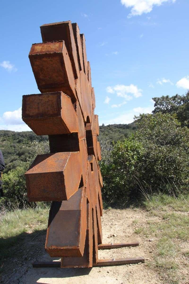 sentier sculpturel de Mayronnes (Aude) Img_9383