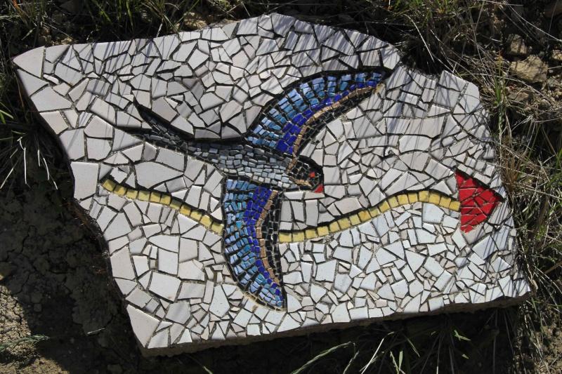 sentier sculpturel de Mayronnes (Aude) Img_9410