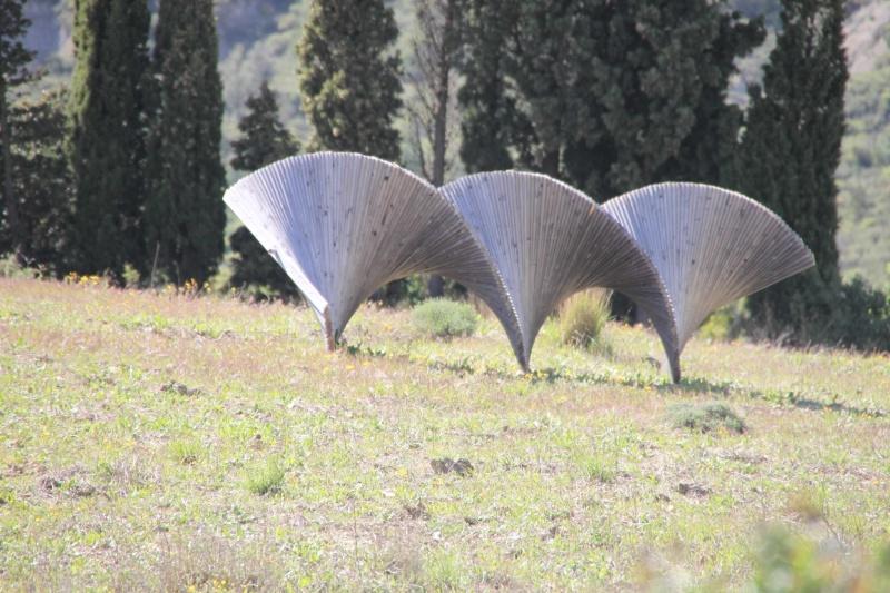 sentier sculpturel de Mayronnes (Aude) Img_9415