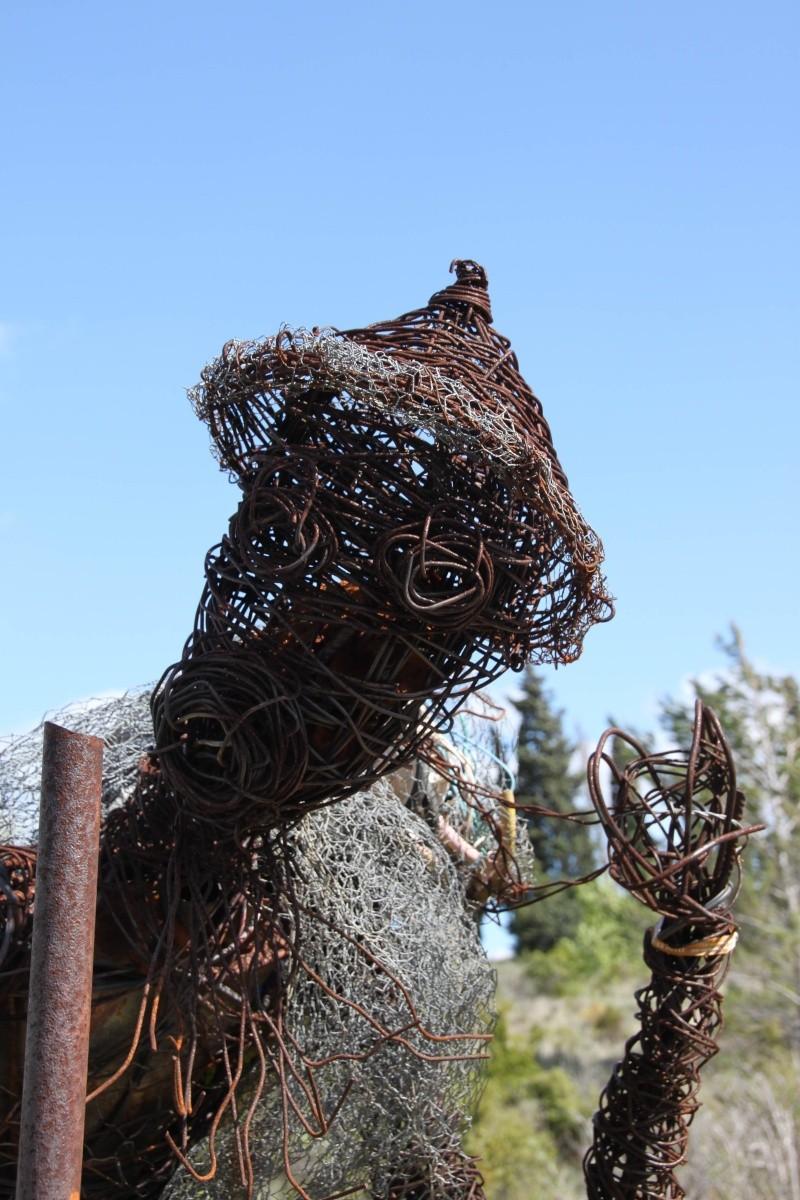 sentier sculpturel de Mayronnes (Aude) Img_9420